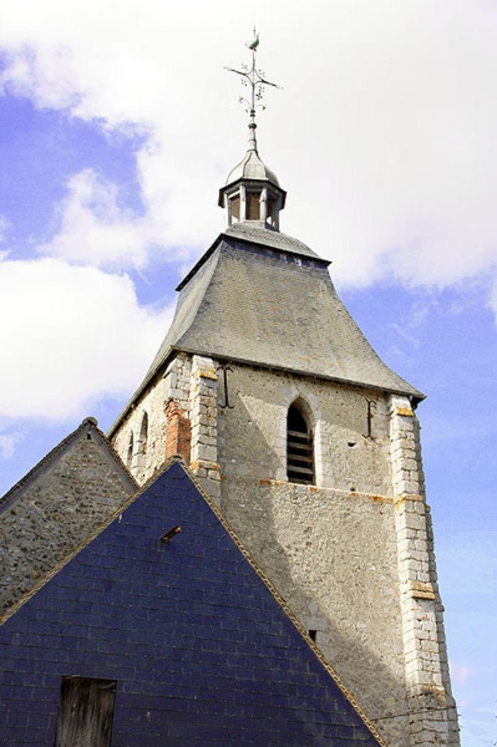 Journées du patrimoine 2020 - Visite guidée aux chandelles de l'église Notre-Dame de Bretagnolles