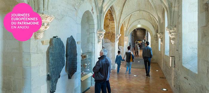 Journées du patrimoine 2019 - Visite de la collégiale Saint-Martin