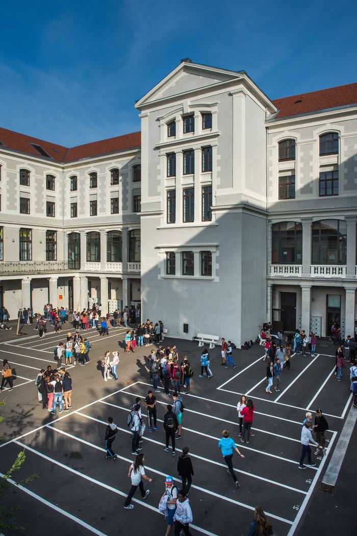 Journées du patrimoine 2019 - Une architecture républicaine du XIXe siècle au service de l'école publique d'aujourd'hui