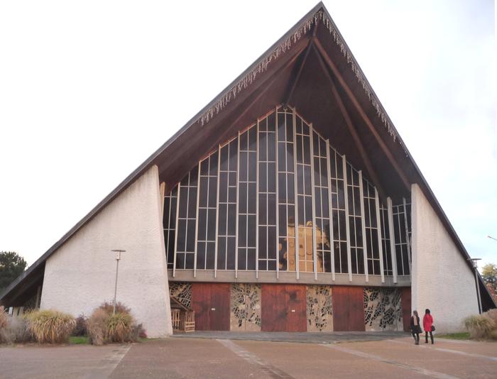 Journées du patrimoine 2020 - Visite libre de l'église Notre-Dame-de-Miséricorde