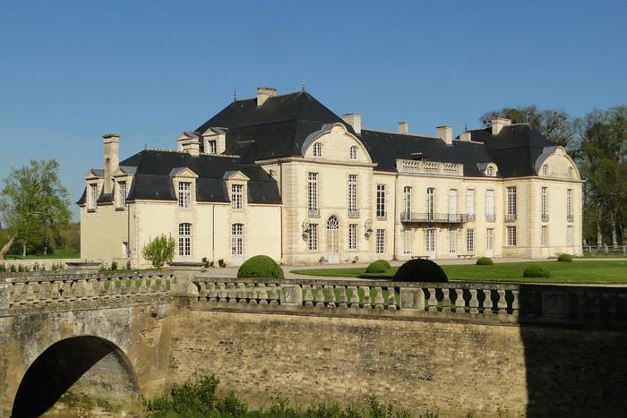 Journées du patrimoine 2020 - Visite libre du château de Médavy