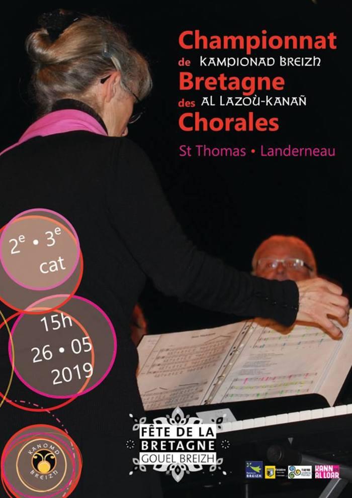Fête de la Bretagne 2019 - Programme