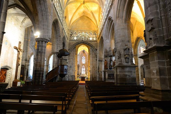 Journées du patrimoine 2020 - Visite guidée de la Basilique Notre-Dame de Bon-Secours - Guingamp