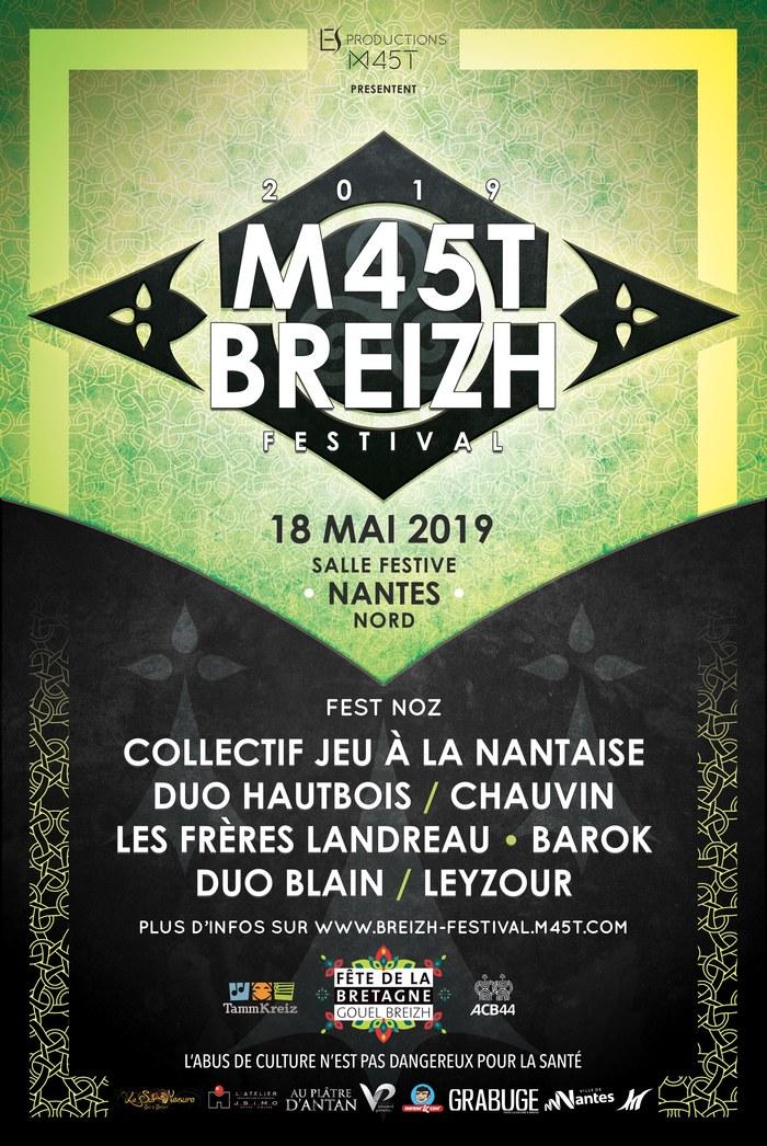 M45T Breizh Festival
