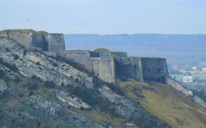 Journées du patrimoine 2020 - Visites guidées de la citadelle de Givet à Charlemont