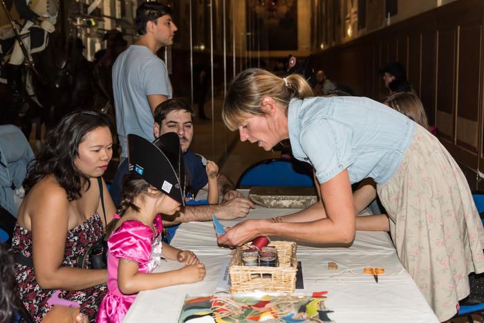 Journées du patrimoine 2020 - Atelier jeune public : apprends à travailler le cuir !