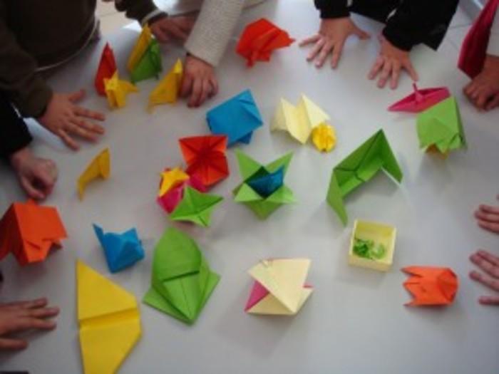 Journées du patrimoine 2019 - Atelier Origamis d'Archives