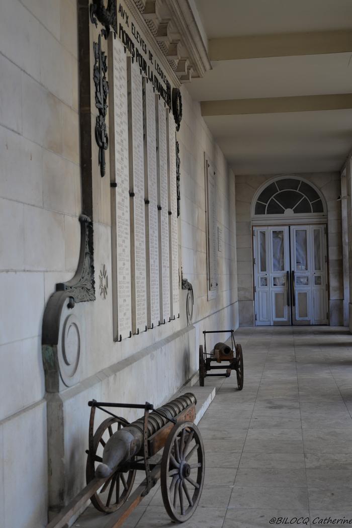 Journées du patrimoine 2019 - Visite guidée de l'Ecole Nationale Supérieure des Arts et Métiers