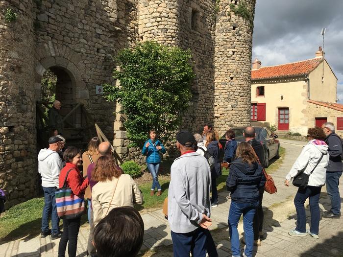 Journées du patrimoine 2019 - Visite guidée : Châteaumur, ville seigneuriale