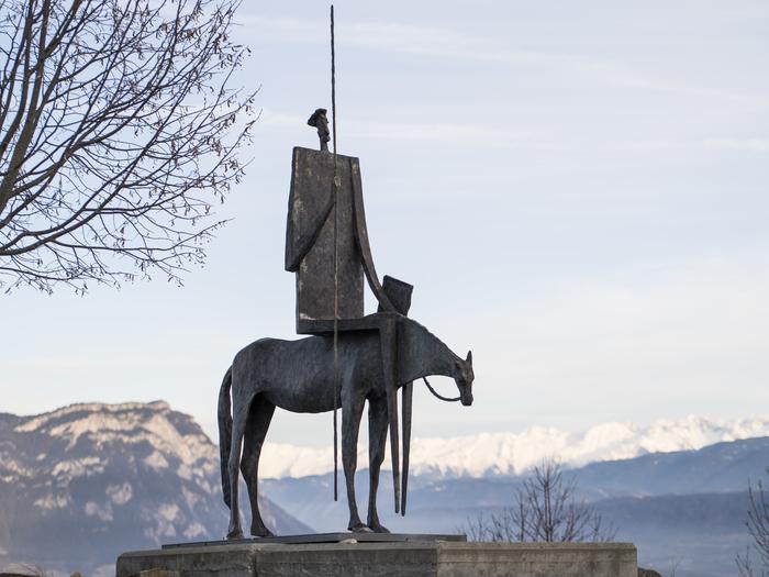Journées du patrimoine 2019 - Exposition Livio Benedetti - Sculptures dans la ville