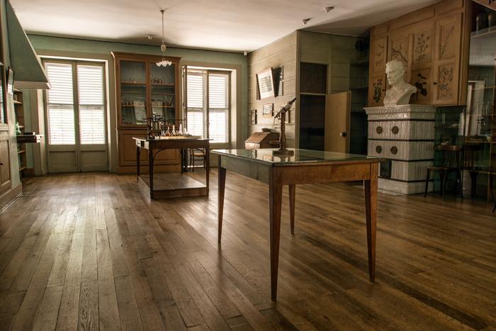 Nuit des musées 2019 -Visite de la maison Louis Pasteur