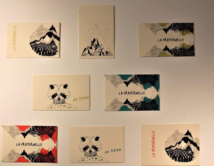 Journées du patrimoine 2019 - Atelier sérigraphie / carte postale