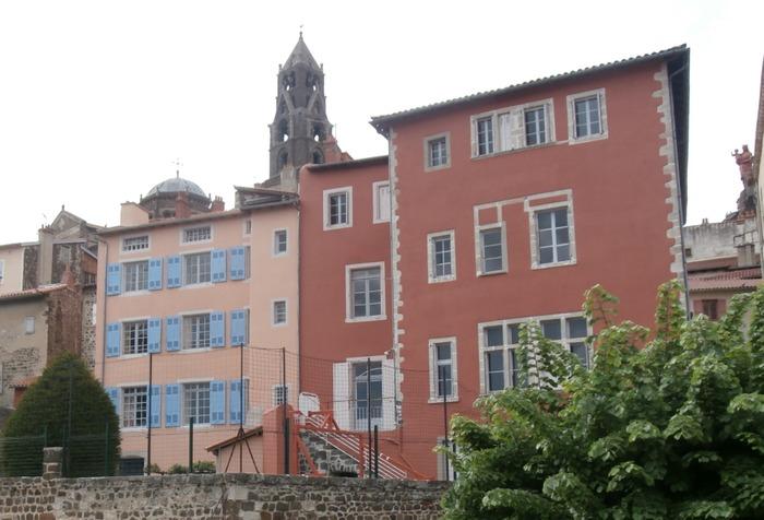 Journées du patrimoine 2020 - Visite guidées des bâtiments du collège Saint-Régis-Saint-Michel dans le secteur historique sauvegardé du Puy en Velay