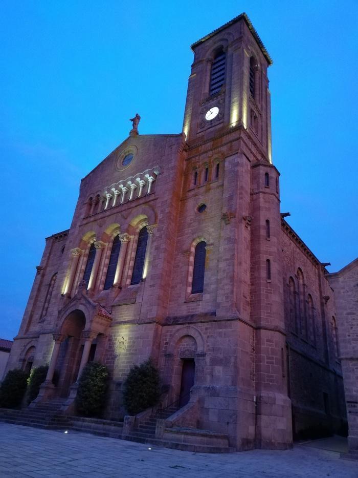 Journées du patrimoine 2020 - Visite de l'église Sainte Radegonde