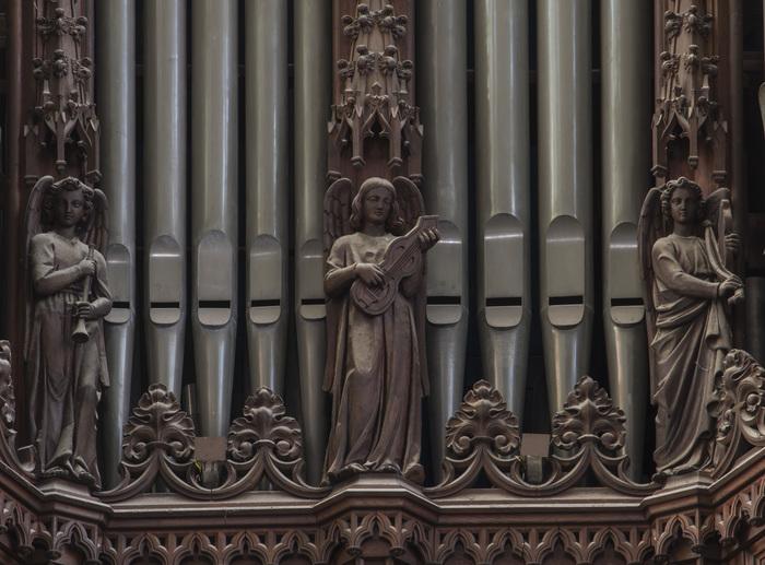 Journées du patrimoine 2020 - Journées européennes du Patrimoine - Concert d'orgue