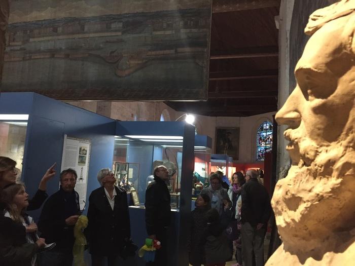 Journées du patrimoine 2019 - Visite libre du musée de la Marine