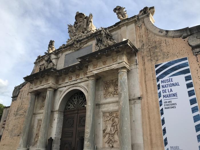 Journées du patrimoine 2020 - Visite du Musée de la Marine