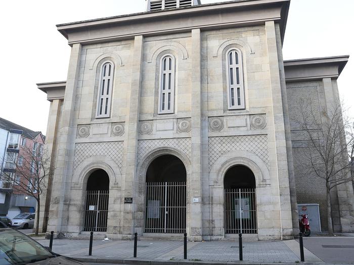 Journées du patrimoine 2019 - Visite libre du temple protestant