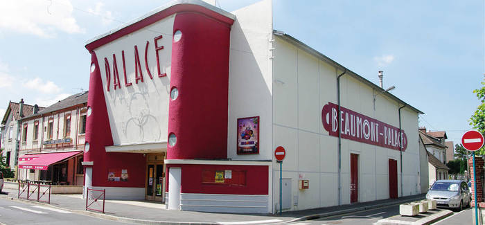 Journées du patrimoine 2019 - Visite commentée cinéma Le Palace, sa cabine, son histoire, images d'archives