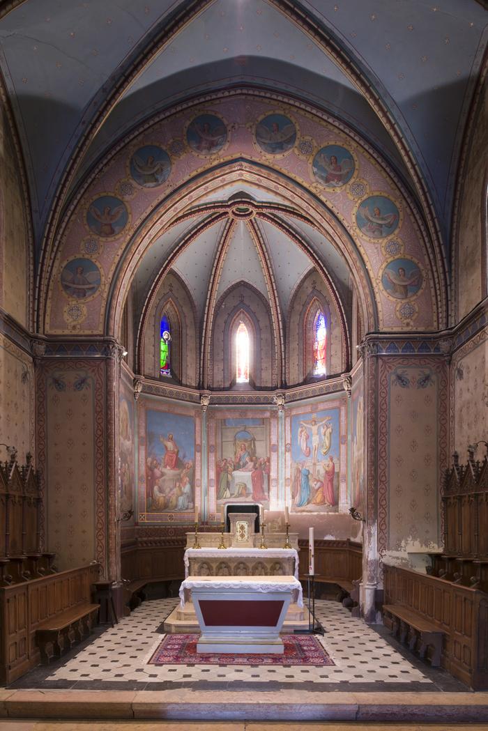 Journées du patrimoine 2019 - Église et ses décors peints
