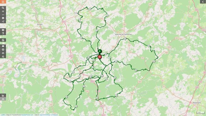Vélo Club Rochefort - Sortie du mercredi 11 août et du dimanche 15 août 2021
