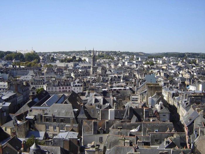 Journées du patrimoine 2020 - Quimper d'en haut