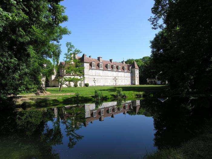 Journées du patrimoine 2019 - Visite du Château de Lux
