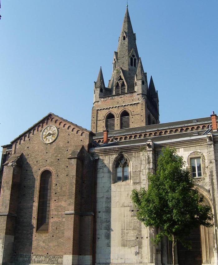 Journées du patrimoine 2020 - Visite-conférence de la collégiale Saint-André