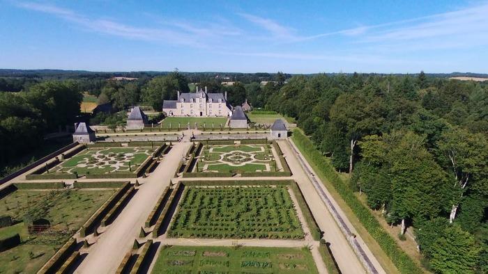 Journées du patrimoine 2020 - Visite commentée des jardins et de l'architecture du Château du Coscro