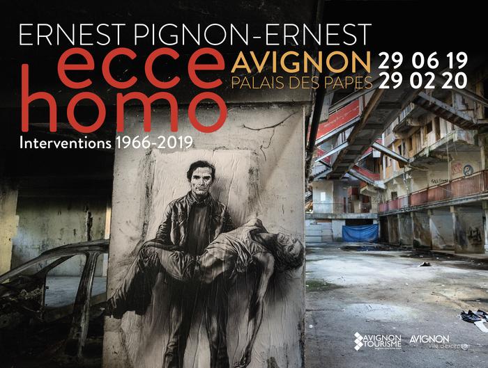 Journées du patrimoine 2019 - Exposition Ecce Homo