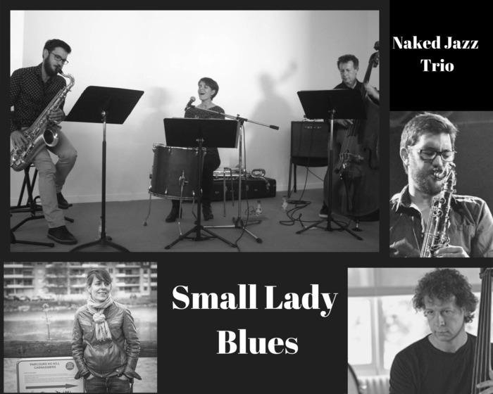 Journées du patrimoine 2020 - Temps d'échange avec Anne-Laure Guenoux (Small Lady Blues)