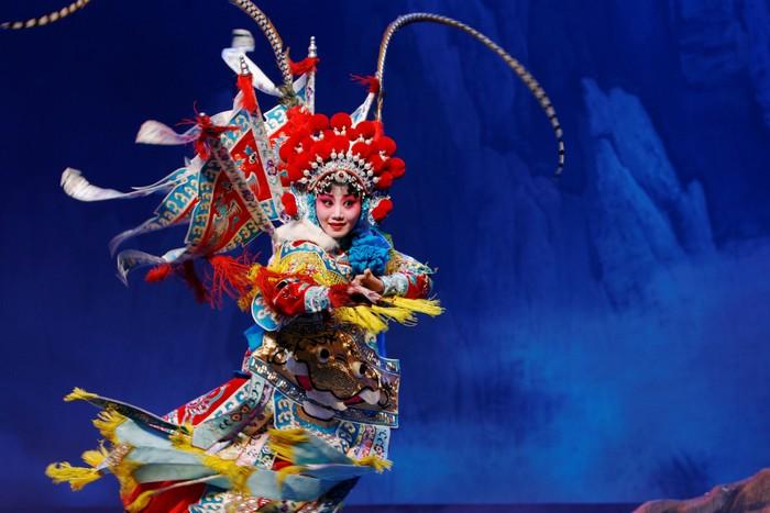 Opéra Wu de la province du Zhejiang