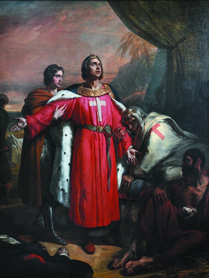 Journées du patrimoine 2019 - Visite commentée à la cathédrale Sainte-Croix-des-Arméniens du tableau d'Ary Scheffer