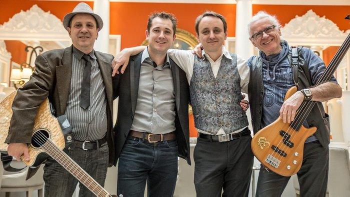 Un groupe de French Soft Rock!