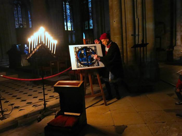 Journées du patrimoine 2019 - Visite contée à la collégiale Notre-Dame