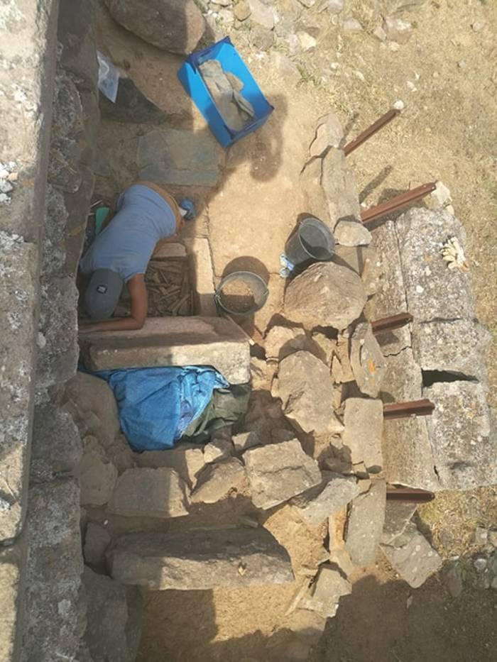 Journées du patrimoine 2019 - Sur les pas de l'archéologue - D. Ollivier