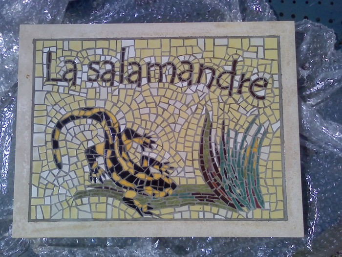Journées du patrimoine 2019 - Portes ouvertes à l'atelier de mosaïque