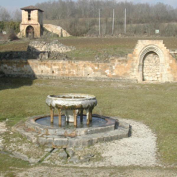Journées du patrimoine 2018 - Visite guidée de l'abbaye de Bonnefont et de son jardin d'inspiration médiévale