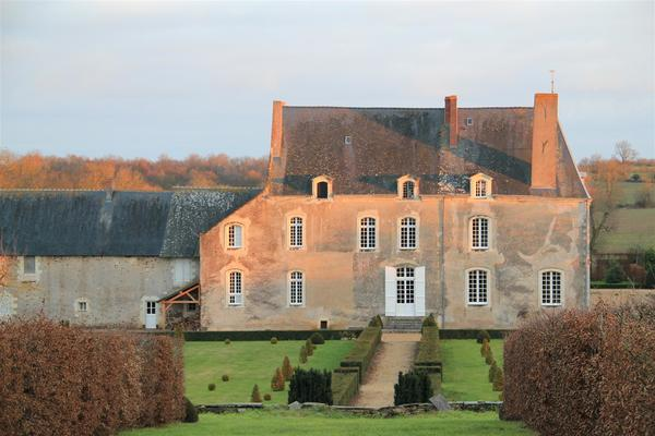 Journées du patrimoine 2017 - Visite du Château et parc de Noizé
