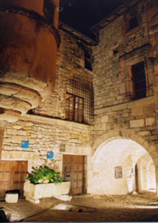 Journées du patrimoine 2017 - Visite libre de la Maison des Consuls - Sévérac-le-Château