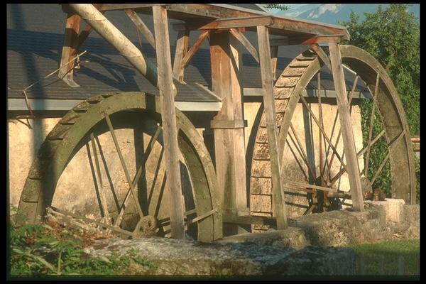 Journées du patrimoine 2018 - Visite commentée du moulin du Châtelet.