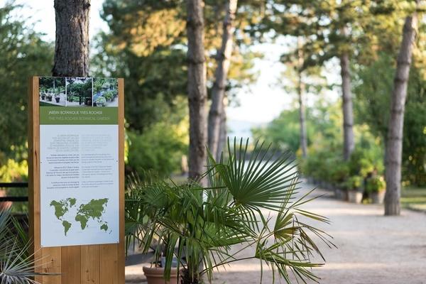 Rendez Vous aux Jardins 2018 -Jardin botanique Yves Rocher