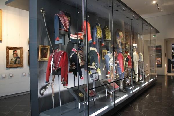 Journées du patrimoine 2017 - Une collection unique, témoin de l'histoire internationale des Hussards