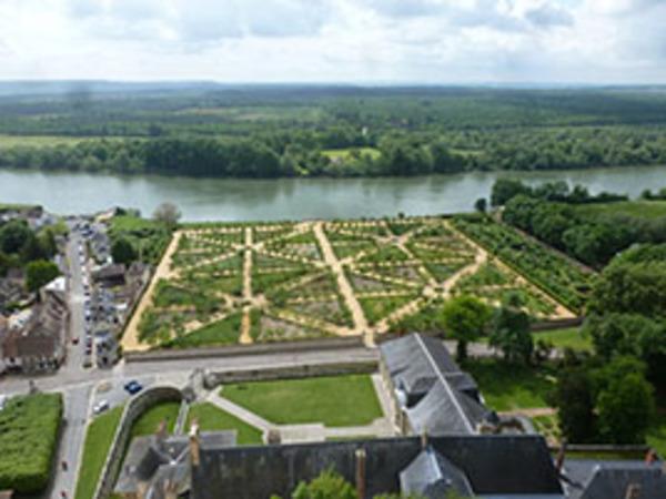 Rendez Vous aux Jardins 2018 -Potager du Château de La Roche-Guyon