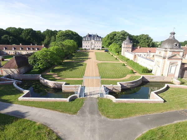 Crédits image : Château (licence libre)