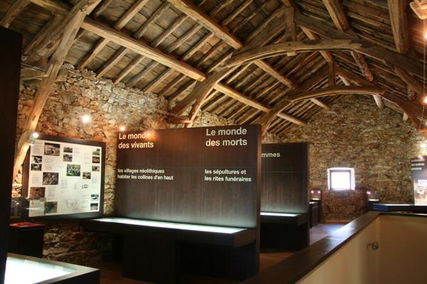 Journées du patrimoine 2017 - Visite libre du musée des Mégalithes
