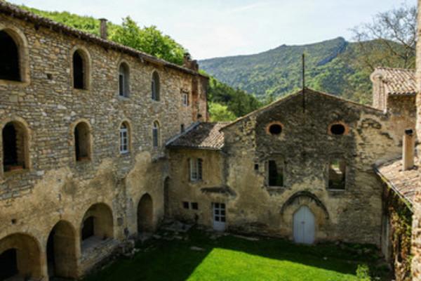 Crédits image : Abbaye de Valcroissant