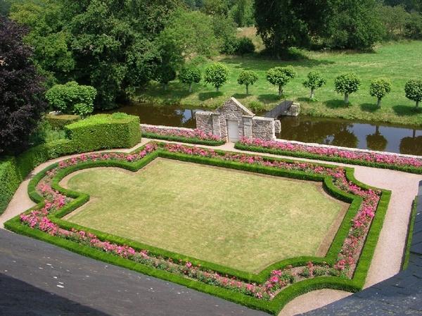 Rendez Vous aux Jardins 2018 -Parc et jardins du chateau de Bienassis