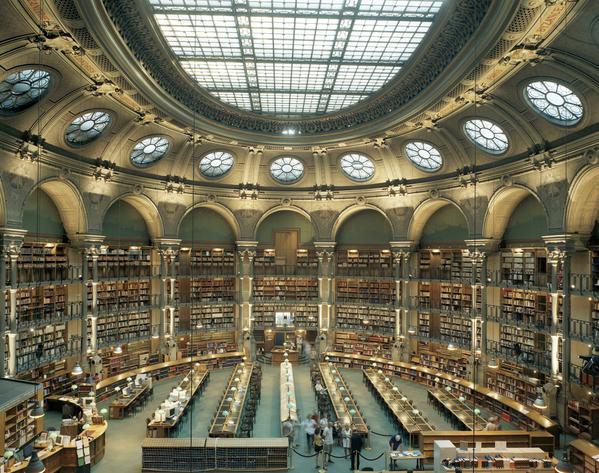 Journées du patrimoine 2017 - Dans les coulisses de la Bibliothèque nationale de France, site Richelieu