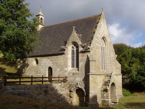Journées du patrimoine 2017 - Visites libres de la chapelle Saint Trémeur